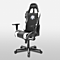 DXRacer OH/FY181/NW/POKER High-Back Racing Seat Gaming Chair PU(Black/White)