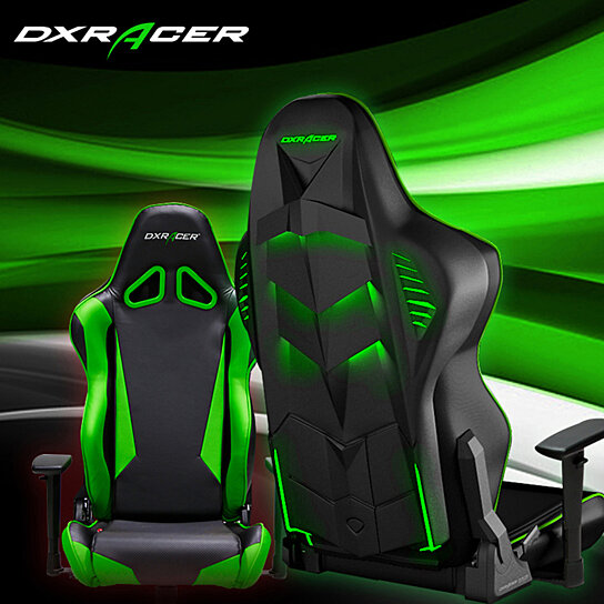 Buy Dxracer Oh Rl1 Ne High Back Led Video Gaming Chair