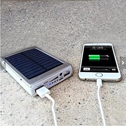 30,000 Mah Solar Powerbank