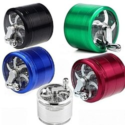 Aluminum Herbal Grinder