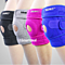 Comfort Dual Adjustable knee pad breathable slip spring support brace