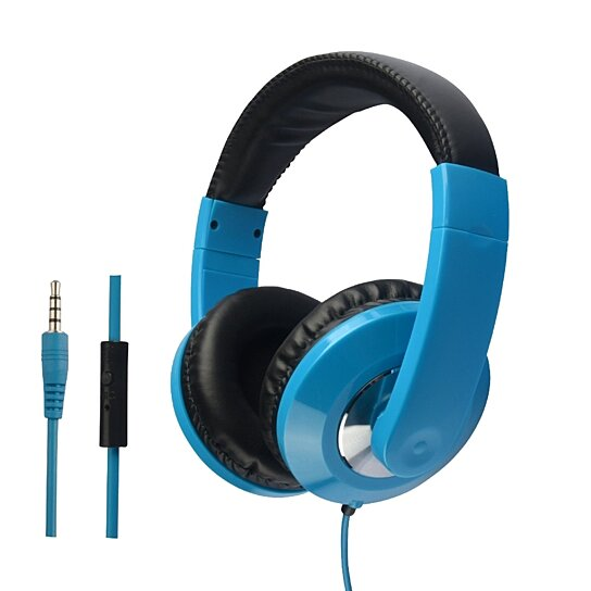 buy jamsonic studio dj style headphone with microphone by deal shop now on opensky. Black Bedroom Furniture Sets. Home Design Ideas