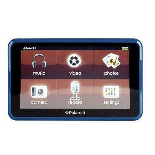 buy polaroid pmp501c 4 4gb 5 touchscreen digital music video player rh opensky com Polaroid 8GB MP3 Player Polaroid MP3 Player Software
