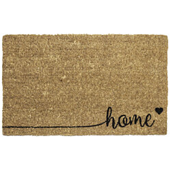 Home Handwoven Coconut Fiber Doormat