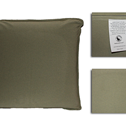 Pressure Activated Massage Pillow Sage Green