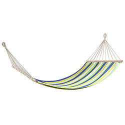 Swan Comfort Extra Heavy Duty Cotton Hammock, indoor Swing Bed, Relaxing Swing Sack
