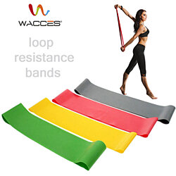 Wacces Resistance Loops Bands Set for Exercise