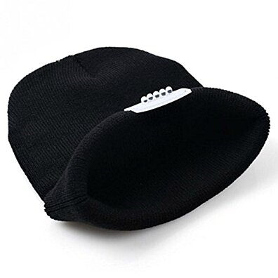 3c2a98e7 Unisex Ultra Bright Warm Comfortable Soft Outdoor Winter Hat LED Beanie