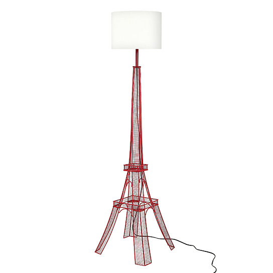 buy euro style collection eiffel tower 65 torchiere floor lamp by. Black Bedroom Furniture Sets. Home Design Ideas