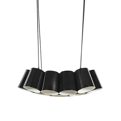 Euro Style Collection Barcelona 13 Bulb Modern Ceiling Lamp