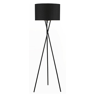 "Euro Style Collection Lisboa 63"" Inches Tripod Floor Lamp"
