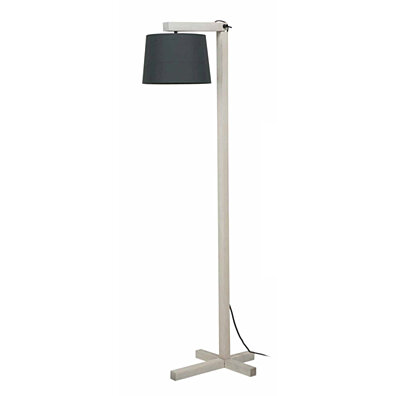 "Euro Style Collection Prague Ashley 67"" Task Floor Lamp"