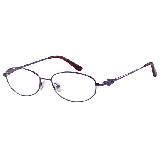 34641c5a03 Buy Ebe Bifocal Women Reading Glasses Full Rim Light Weight Anti Glare  Lenses Violet by EyeBuyExpress Reading Glasses on OpenSky