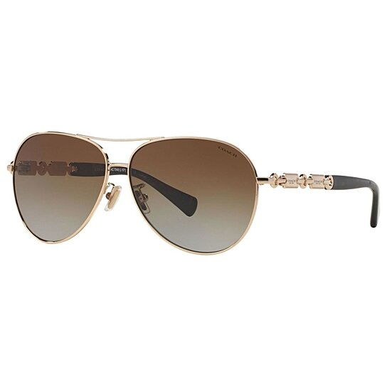 d70d09cd68 Polarized Coach Sunglasses