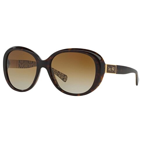 fe501bc9a349 Coach Emma Sunglasses Polarized | United Nations System Chief ...