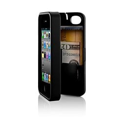 eyn wallet/storage case for Apple iPhone 4 & 4s
