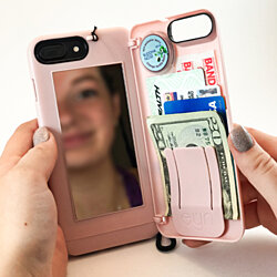 eyn wallet case for iPhone 8 and 8 Plus
