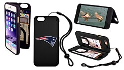 The Ultimate wallet/storage case for Apple iPhone with NFL Logo