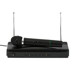 Perfect Dual Wireless Microphone System