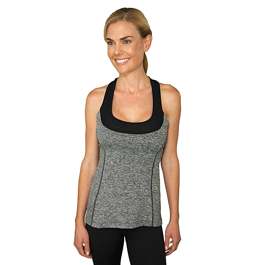 Buy Women S Workout Tank Top With Built In Bra Great For