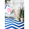 Fab Habitat Indoor/Outdoor Rug - Laguna - Regatta Blue & White
