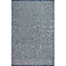 Fab Habitat - Indoor/ Outdoor Rug - Zen in Blue &  White - PET