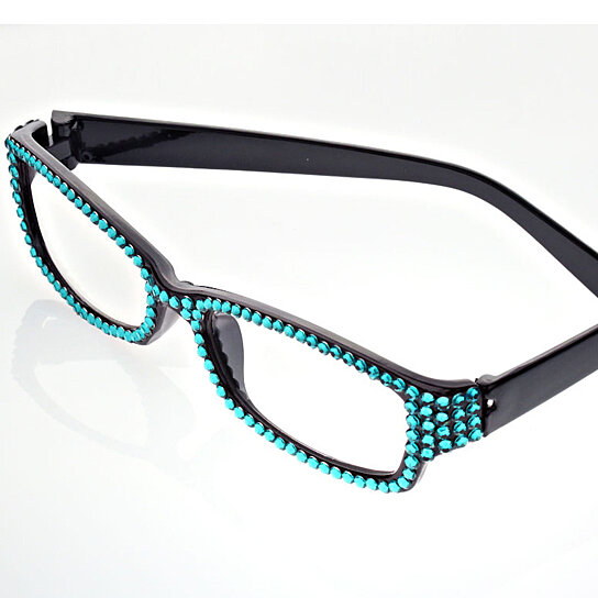 buy reading glasses pave s readers teal