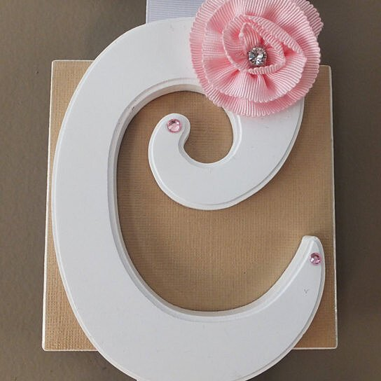 Baby Gift Name Plaque : Buy name plaque letter personalized door sign baby