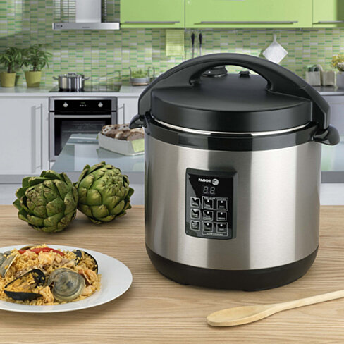 3 in 1 Electric Multi-Cooker