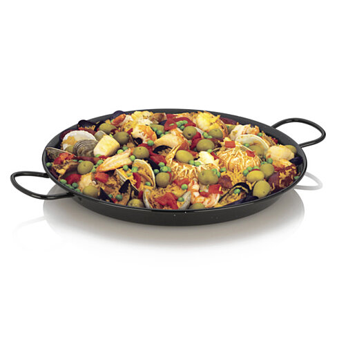 Fagor Enamel on Steel Paella Pan