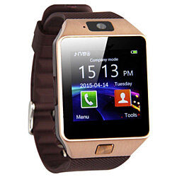 Waterproof Bluetooth Smart Watch SIM Phone Mate For iPhone Samsung Android