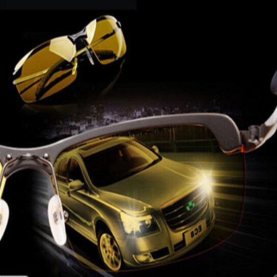 9d16fddeb2 Buy High-End Night Vision Polarized UV400 Driving Glasses Aviator Sunglasses  by fangfangstore on OpenSky