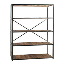A&B Home Bradley Storage Shelf
