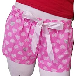 Women's Fun Fashion Pajama Shorts