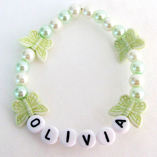 Buy Children Party Jewelry Birthday Party Favor Girl Name