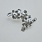 Crystal Ear Crawler Earring