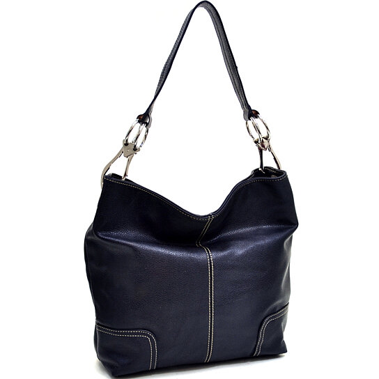 24299830b016 Buy Dasein Womens Designer Classic Corner Patched Hobo Bag by Fashlets on  OpenSky
