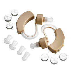 Ear Hearing Amplifier Sound Amplifier with Rapid Charger