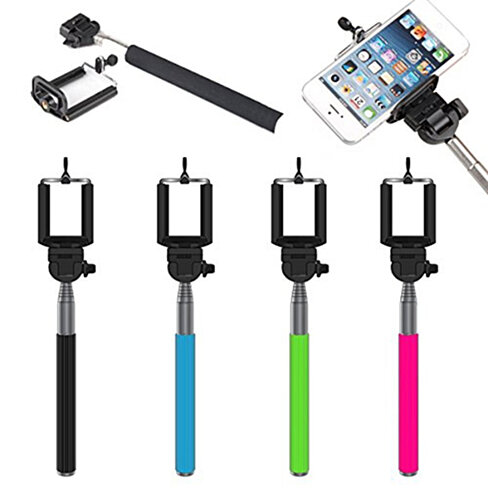 buy selfie stick isnap123 with bluetooth remote for smartphones by ferocity tech on opensky. Black Bedroom Furniture Sets. Home Design Ideas