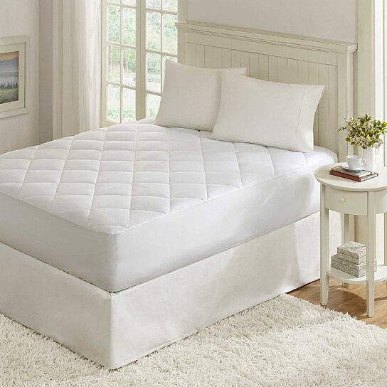 Buy Quilted Waterproof Hypoallergenic BedBug Mattress Pad