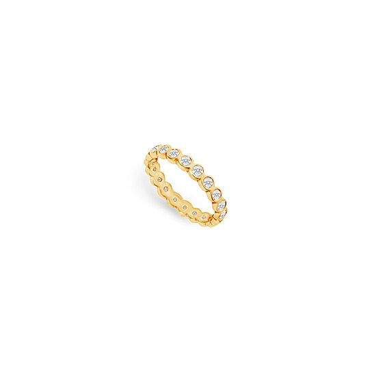 ... First Wedding Anniversary Gift Diamond Band by FineJewelryVault on