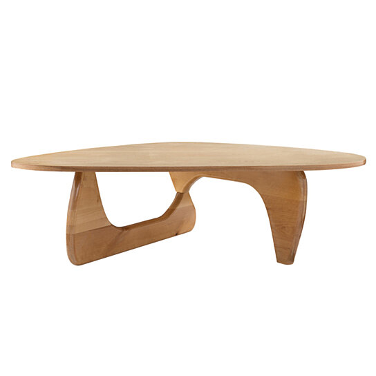 Fine Mod Imports Rare Coffee Table Natural By On Dot Bo