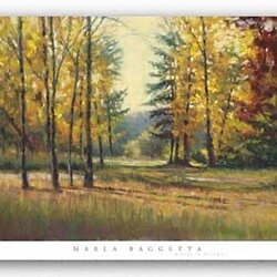 "Melody of Autumn by Marla Baggetta 24""x36"" Art Print Poster"