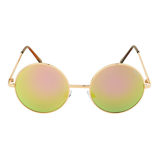 Buy Freyrs Brooke Round Mirror Sunglasses By Freyrs On Opensky