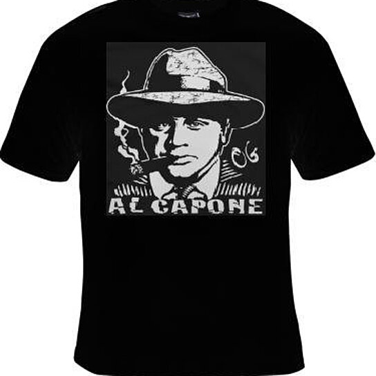 Buy Al Capone Tshirts The Godfather Clothes T Shirts Tees
