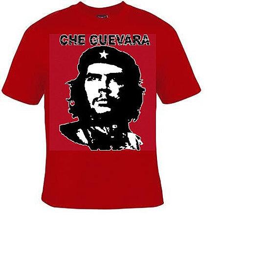 Buy che guevara tshirts clothes t shirts tees tee t shirt for Che guevara t shirts