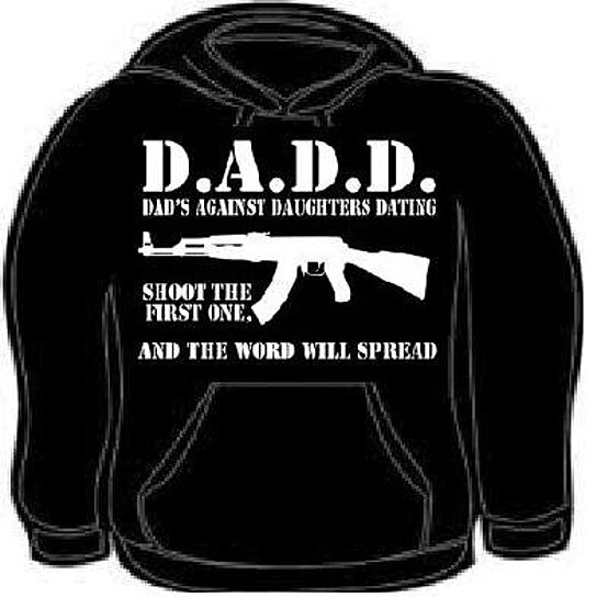 dads against daughters dating hoodie Choose from a range of dads hoodies or make your own shop zazzle for custom hoodies & more  daddd dads against daughters dating democrats hoodie $4010.