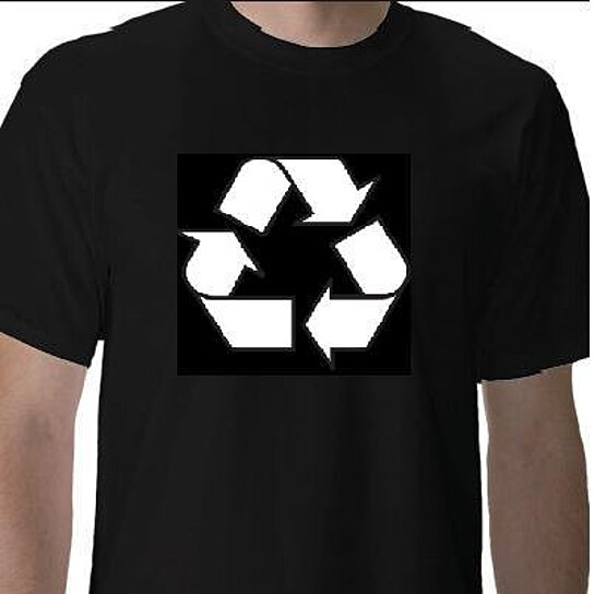 Buy recycle logo tshirts clothes t shirts tees tee t for Where to order shirts with logos