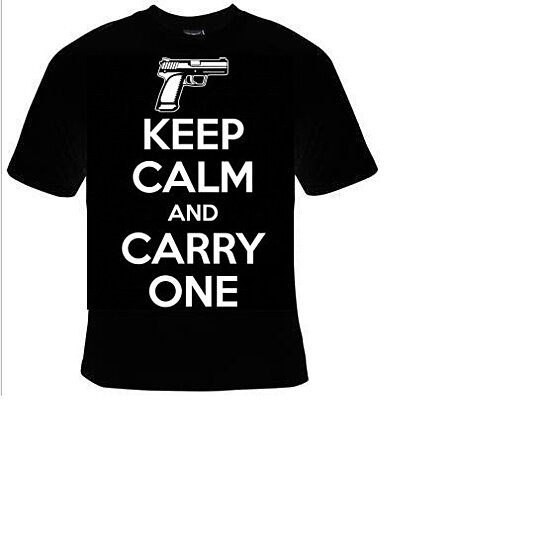 Buy T Shirt Keep Calm And Carry One Tshirts Funny