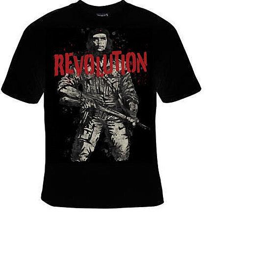 Buy tshirt revolution che guevara t shirts tee t shirt for Che guevara t shirts